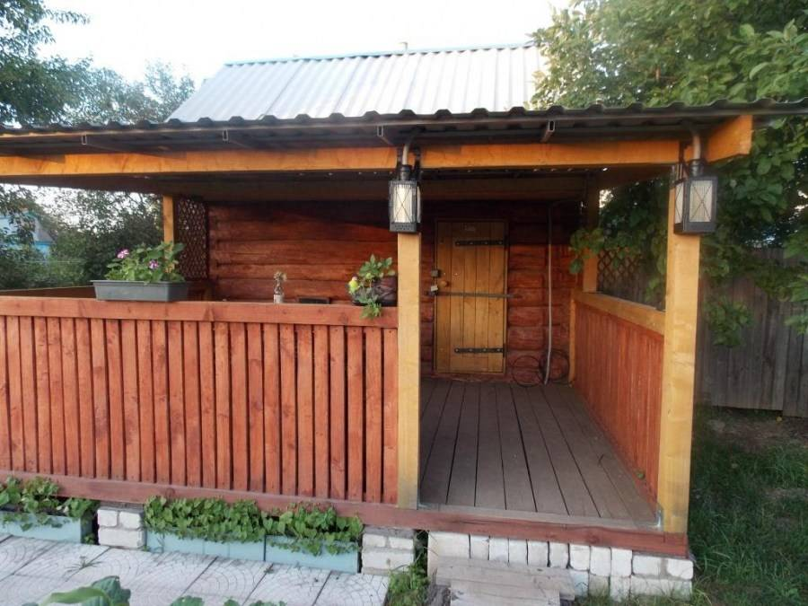 Проекты бань под одной крышей с домом, беседкой, бассейном