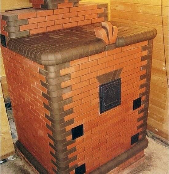 Печь для русской бани: лучшие банные дровяные печи, правильная кирпичная печка, идеальная с внутренней каменкой, лучшая открытая