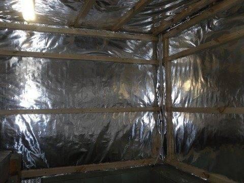 Как обшить баню изнутри вагонкой своими руками? - блог о строительстве