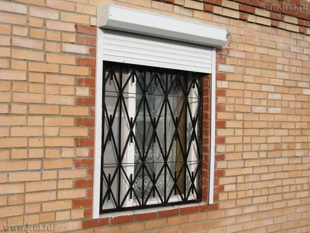 Рольставни на окна: фото варианты, установка своими руками