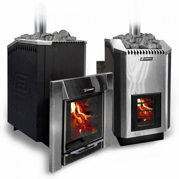Дровяные печи для бани: преимущества и недостатки, рейтинг лучших печей на дровах разных производителей
