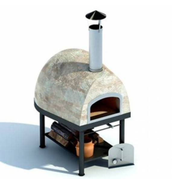 Дрова для печи для пиццы: выбор, какие нельзя, хранение