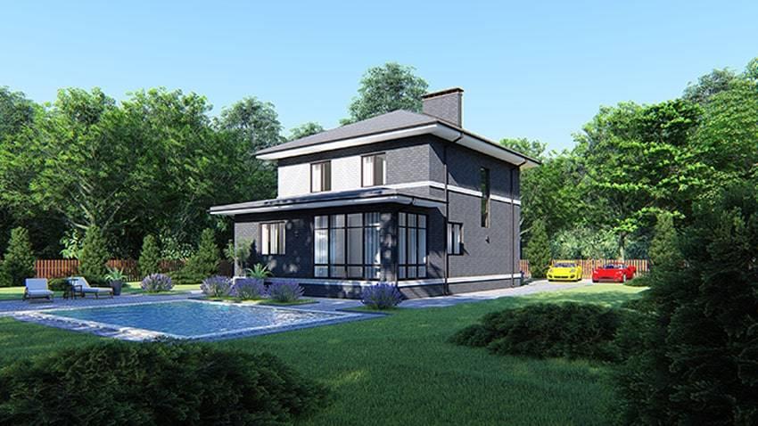Какой дом лучше и выгоднее строить – одноэтажный или двухэтажный?