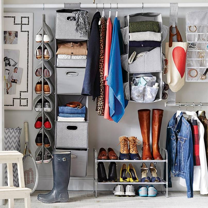 Как правильно складывать вещи: как складывать красиво и компактно, нюансы планировки пространства