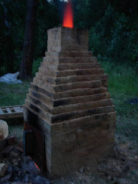 Делаем печь для обжига керамики своими руками