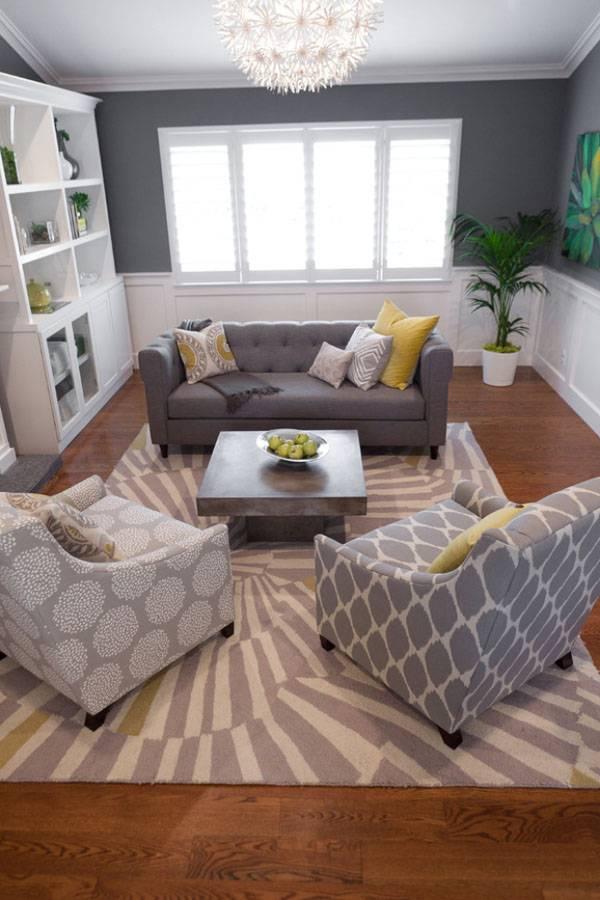 Как подобрать цвет дивана? практические советы и примеры в интерьере