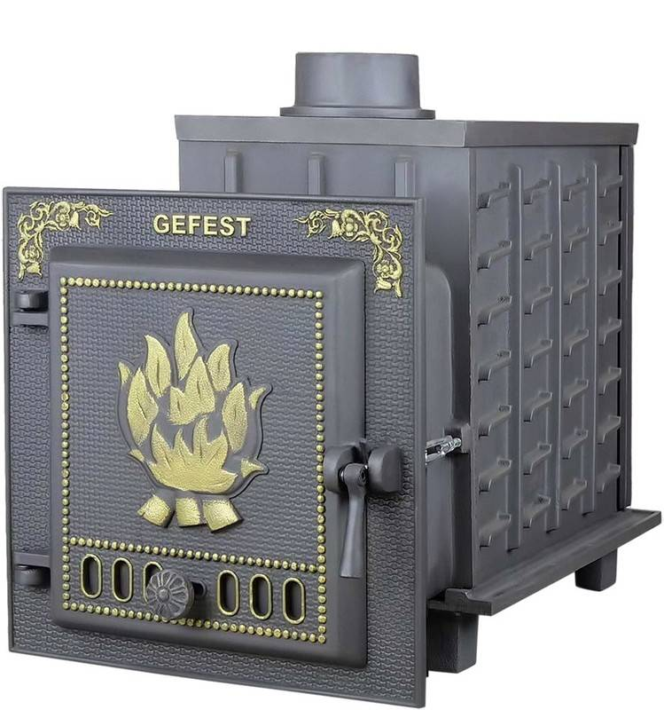 Как выбрать чугунную печь гефест - важные характеристики. жми!
