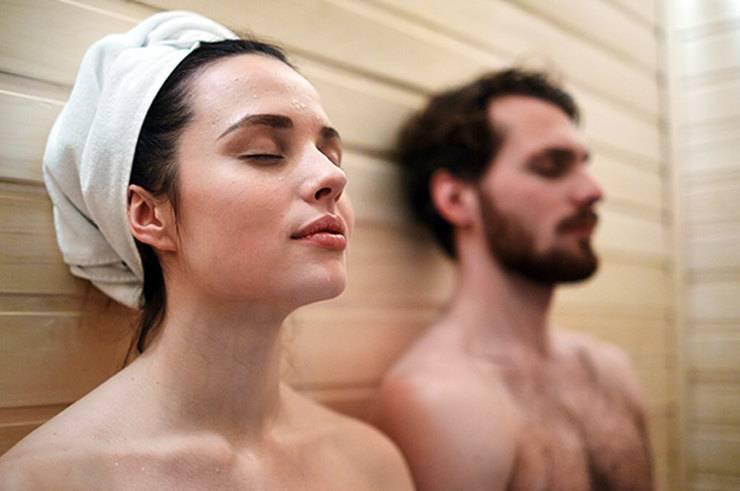 Как баня влияет на организм: мужской, женский, детский