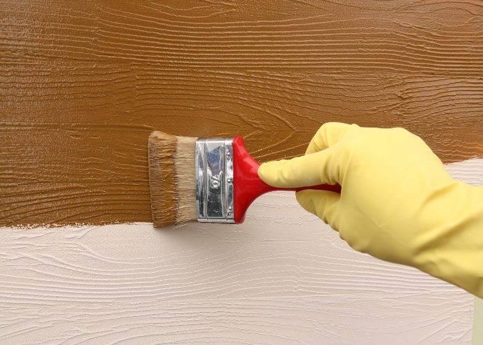 Меловая краска для дерева своими руками - древология - все о древесине, строительстве, ремонте, интерьере