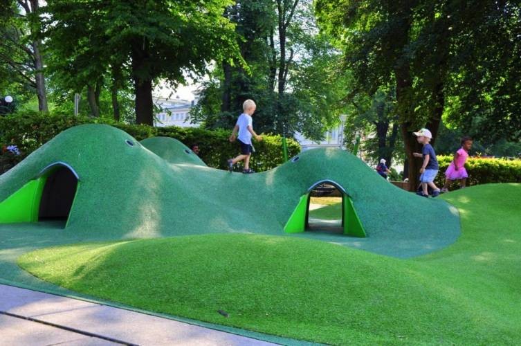 Самые интересные места московской области: парки и достопримечательности