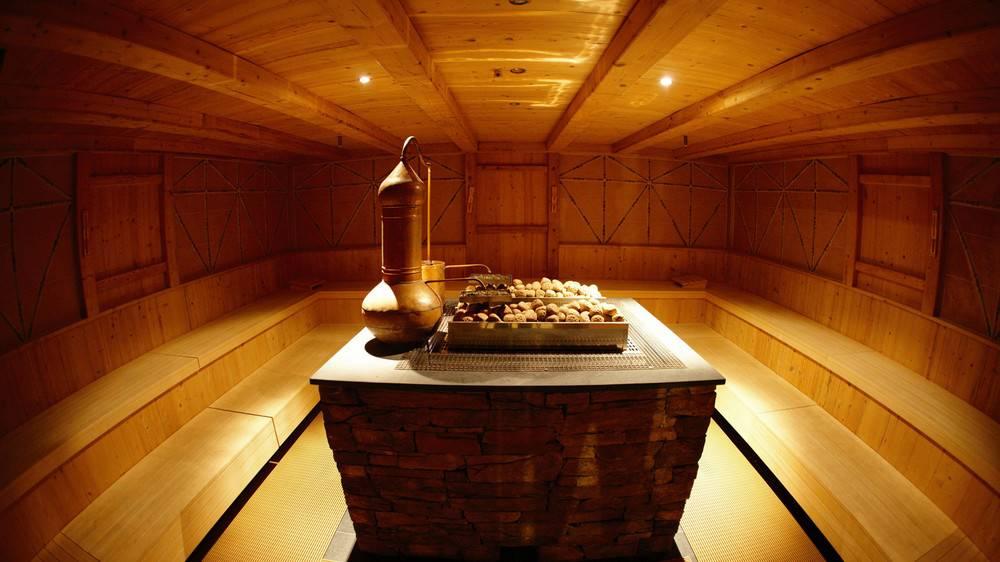 Самые необычные и красивые бани мира - фото