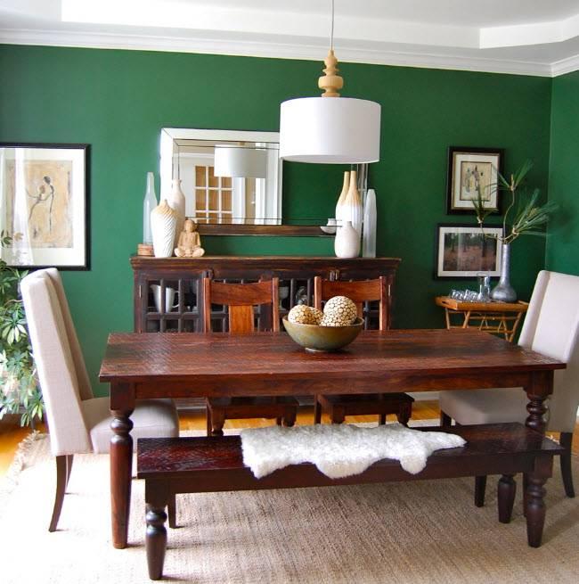 Как сочетать разную мебель в одном помещении? | домфронт