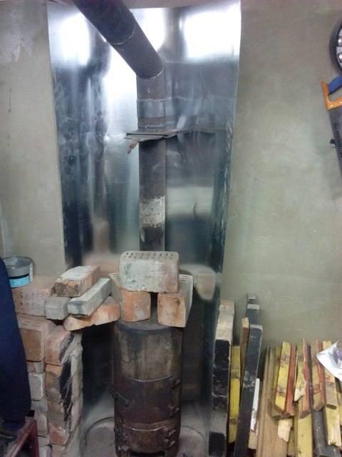 Печи для дома из кирпича: кирпичная отопительная, этапы строительства на фото и видео