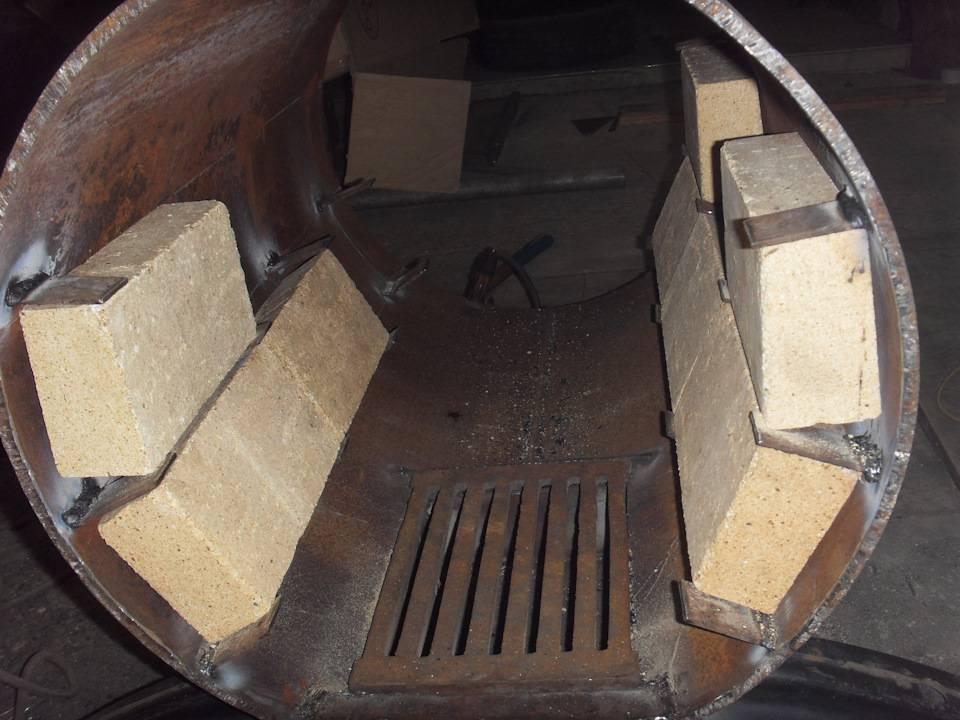 3 способа повысить КПД кирпичной печи на дровах