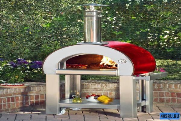 Печи для пиццы – как выбрать подходящую модель