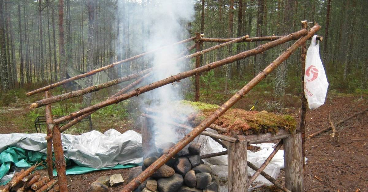 3 способа сделать печь в палатку своими руками