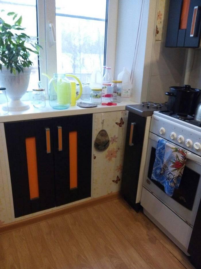 Как переделать хрущевский холодильник под окном своими руками