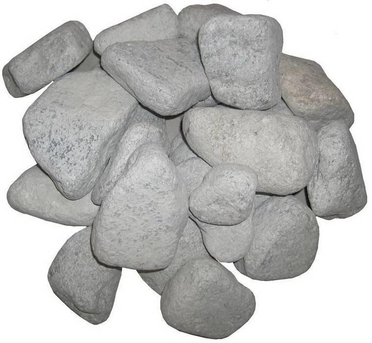Камень для бани – талькохлорит, его достоинства и недостаки