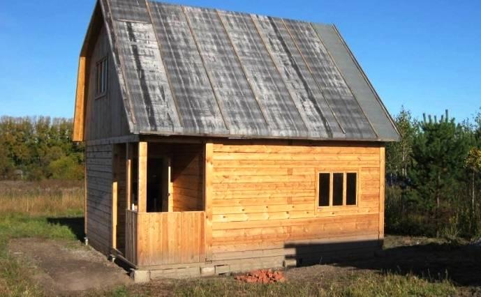 Дом из шпал. плюсы и минусы постройки дома из шпал своими руками