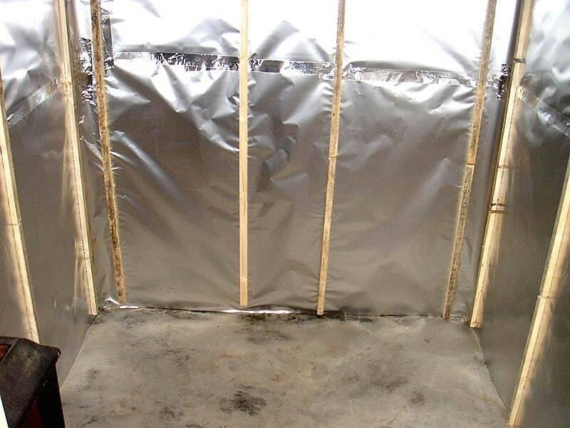 Какая пароизоляция лучше для стен и потолочного перекрытия бани