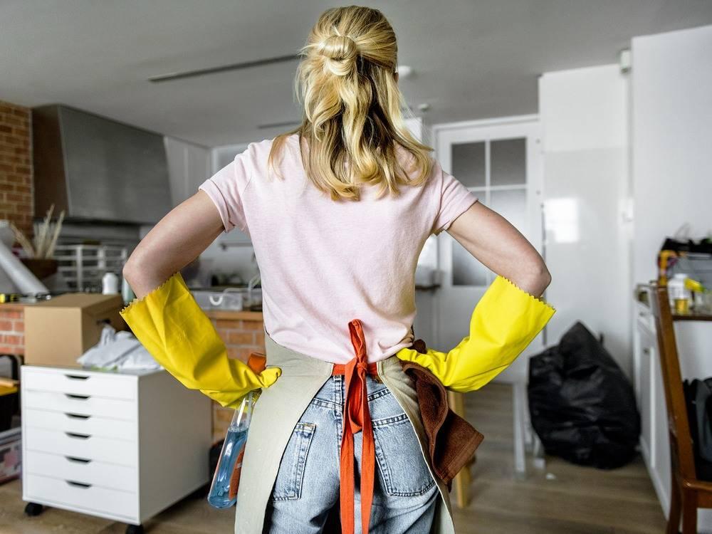 Как быстро прибраться в квартире перед приходом гостей