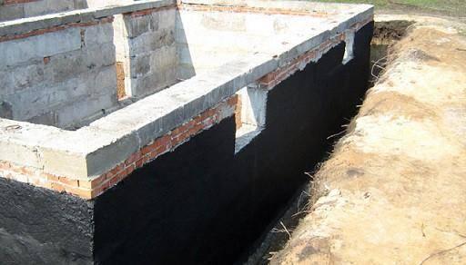Материалы для гидроизоляции бани