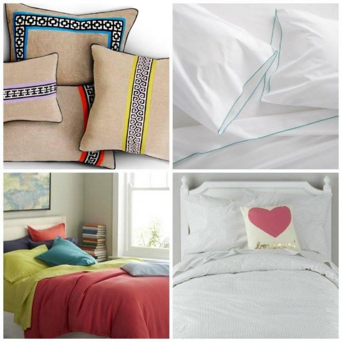 7 идей использования старого постельного белья для украшения интерьера - статьи - домашнее хобби - homemania