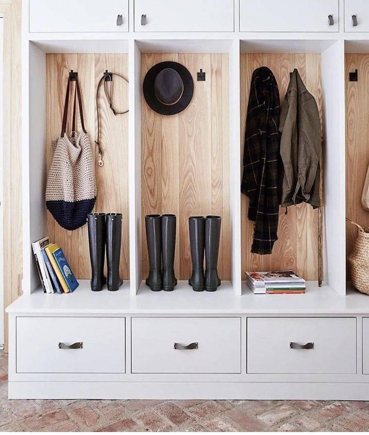 Размещение вещей в маленькой квартире