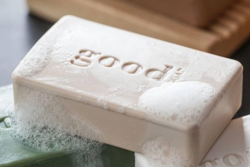Выбор мыла для рук