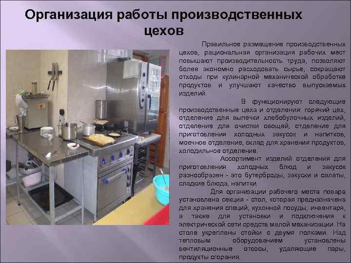 Правильная организация пространства на кухне — vsyakuhnya.ru