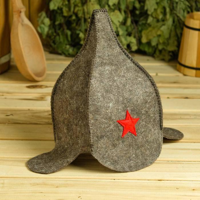 Как выбрать шапки для бани