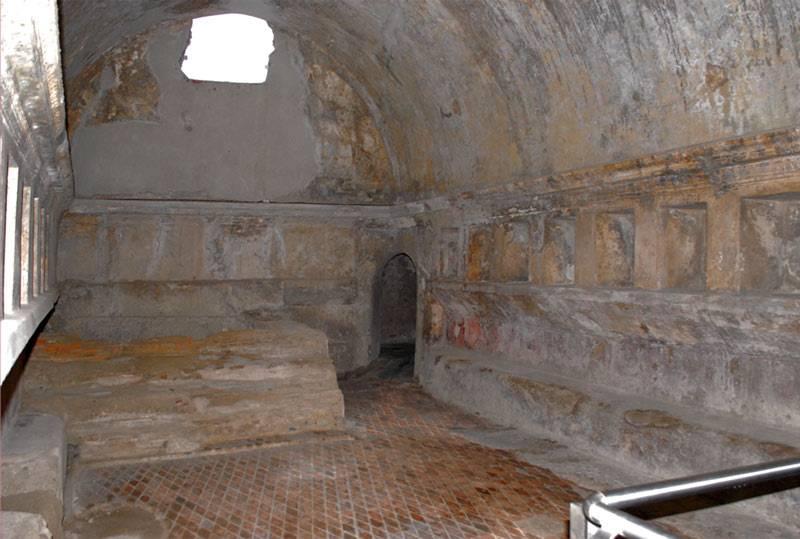 Особенности римских бань (термы)