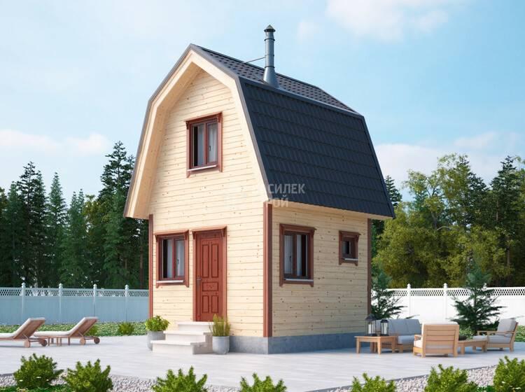 Проекты двухэтажных бань: что нужно учесть и как распланировать помещения