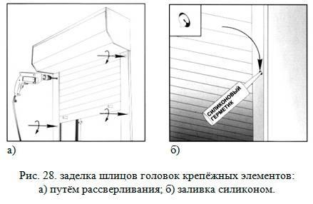 Рольставни на окна: достоинства, установка своими руками