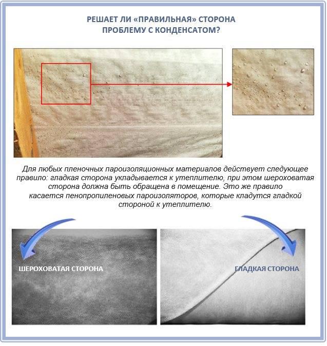 Пароизоляция потолка в бане: какую лучше выбрать?