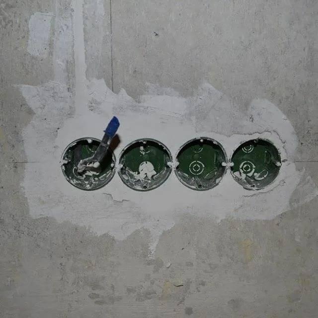 Порядок монтажа электрики в квартире — 7 шагов от а до я.