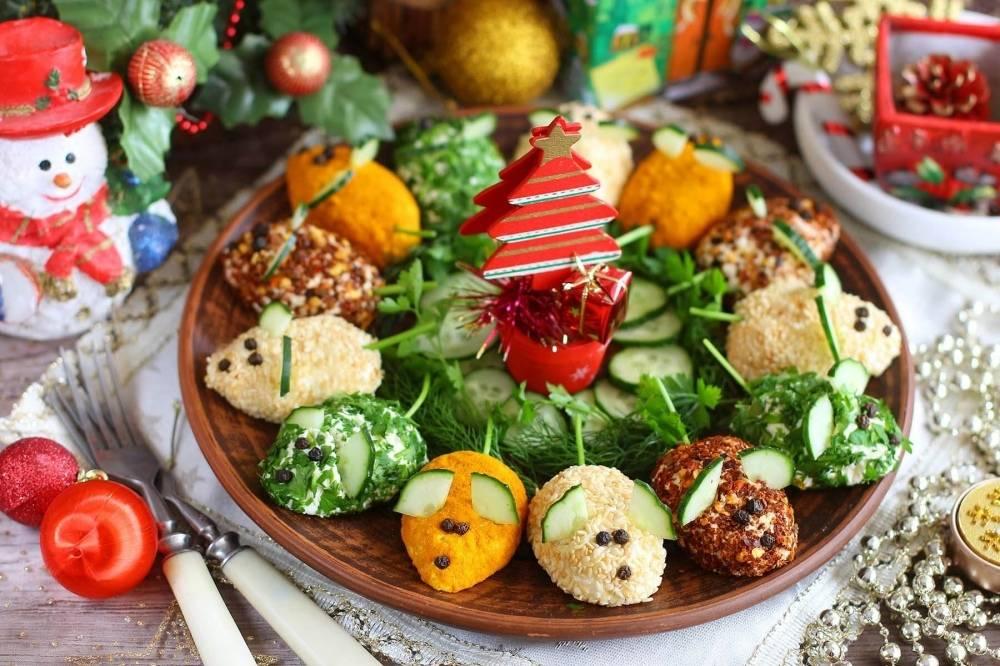 10 блюд на новогоднем столе, которые вас не разорят
