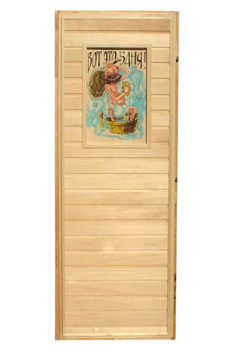 Двери для бани и сауны из липы, фото в интерьере, входные банные полотна