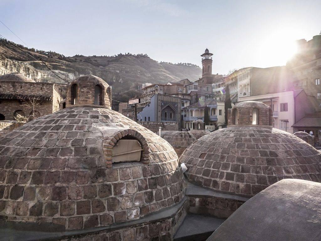 Серные бани в тбилиси: описание, где находятся, отзывы