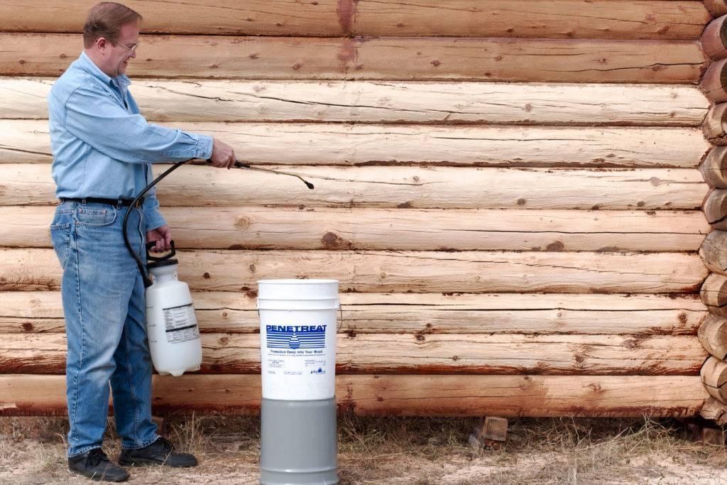 Чем обработать дерево от гниения и влаги? эффективные средства