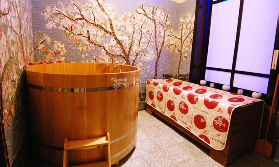 Китайские бани. традиции и особенности.