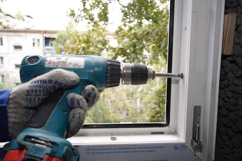 Пошаговая установка пластиковых дверей своими руками