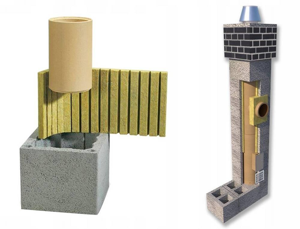 Сооружение дымохода через стену: как правильно сделать и основные правила монтажа