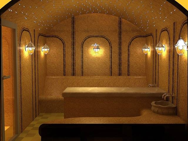Как устроена турецкая баня хамам – о строительстве и свойствах