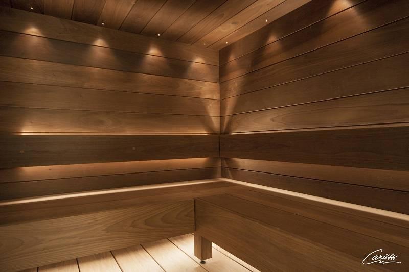 Оптоволоконное освещение для бани - строим баню или сауну
