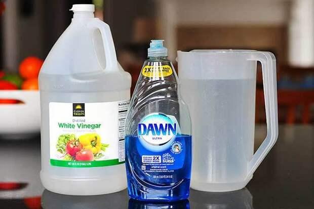 Моющее средство для пароочистителя