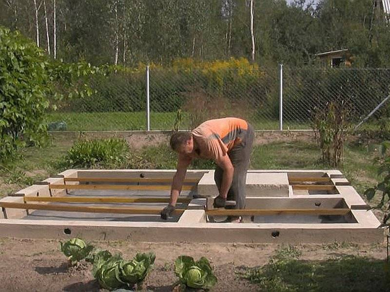 Как построить баню из бруса своими руками: пошаговая инструкция с фото и видео
