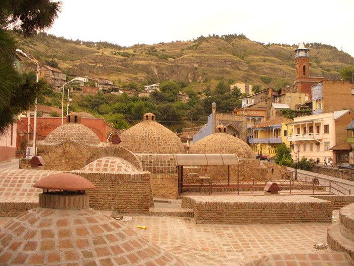 Серные бани – абанотубани, тбилиси. отзывы, цены 2021, пестрая баня, польза, фото, видео, отели, как добраться – туристер.ру