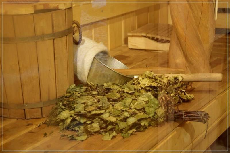 Когда заготавливают березовые веники для бани?