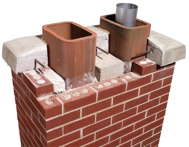 Характеристики керамического дымохода